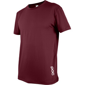 POC Resistance Enduro Light Bike Jersey Shortsleeve Men red